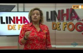 LINHA DE FOGO 04 03 20  Cantor é suspeito de estuprar e esfaquear ex namorada em Amarante