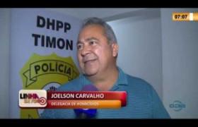 LINHA DE FOGO 04 03 20  Polícia investiga ligação entre os sete homicídios em Timon