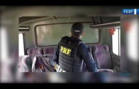 O DIA NEWS 10 03 20  Operação Volta às Aulas: PRF fiscaliza transportes escolares