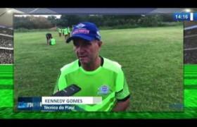 O Dia News 12 03 20  Kennedy Gomes, técnico do Piauí, fala sobre o momento difícil de sua equi