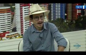 O DIA NEWS 12 03 20  Sebastian Rufino (especialista em açougue) - Curso ensina do corte ao fogo