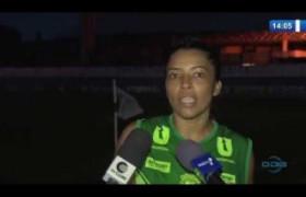 O DIA NEWS 12 03 20  Último treino do Tiradentes feminino antes da estreia no Brasileiro A2
