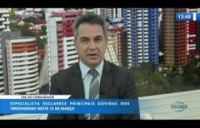 O DIA NEWS 13 03 20  Leandro Lages (Advogado) - Especialista esclarece principais dúvidas
