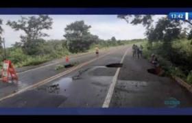O DIA NEWS 17 03 20  Municípios do Piauí somam prejuízos por causa das fortes chuvas
