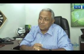 O DIA NEWS 17 03 20  Presidente da FFP fala sobre a continuidade do campeonato piauiense