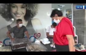 O DIA NEWS 18 03 20  Vendedor ambulante de álcool gel no centro de Teresina