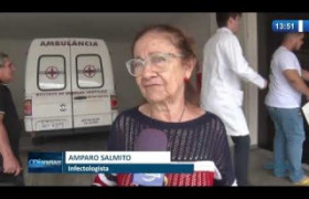 O DIA NEWS 19 03 20  Dra. Amparo Salmito (infectologista)