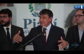 O DIA NEWS 20 03 20  Governo do Piauí decreta estado de calamidade pública