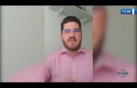 O DIA NEWS 20 03 20  Lázaro Pessoa (Advogado) - Direito dos trabalhadores e empregados