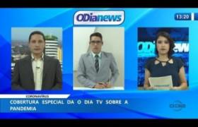 O DIA NEWS  26 03 20  Cobertura especial O Dia TV sobre a pandemia PARTE 03
