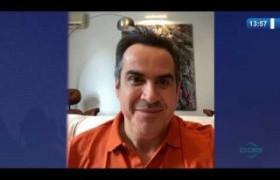 O DIA NEWS  26 03 20  Sen. Ciro Nogueira anuncia filiação de Silvio Mendes ao Progressistas