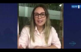 O DIA NEWS 27 03 20 Rejane Dias(Dep. Fed. PT-PI)-Auxílio emergencial para trabalhadores autônomo
