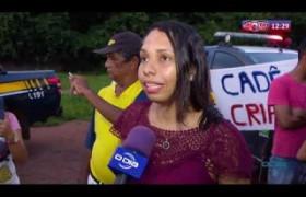 ROTA DO DIA 11 03 20  Moradores da comunidade Soturno fazem manifestação pedindo melhorias