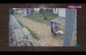ROTA DO DIA 12 03 20  Dupla flagrada por câmeras roubando uam moto em Timon