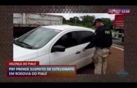 ROTA DO DIA 12 03 20  PRF prende  suspeito de estelionato em rodovia do Piauí