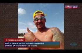 ROTA DO DIA 17 03 20  Preso um dos maiores criminosos da região norte do Piauí