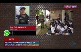 ROTA DO DIA 18 03 20  Pelotão Mirim afasta crianças da criminalidade com atividades lúdicas