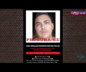 TV O Dia - ROTA DO DIA 30 03 20 Força Tarefa procura seis foragidos da penitenciária de Picos