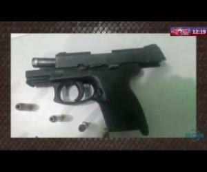 TV O Dia - ROTA DO DIA 30 03 20 Homens são presos carregando arma, munição, dinheiro e celulares