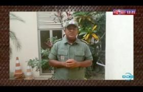 ROTA DO DIA 31 03 20  Cel. John Feitosa fala sobre os furtos nas estações de embarques em Teresi