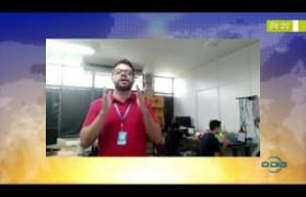 BOM DIA NEWS 01 04 20  Engenheiro explica projeto de novo respirador pulmonar