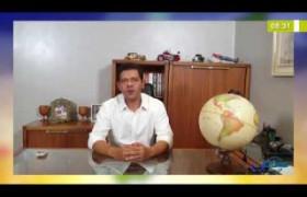 BOM DIA NEWS 01 04 20  Prefeito de Timon pede para população continuar com o isolamento