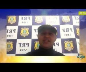 TV O Dia - BOM DIA NEWS 02 04 2020 PRF PRENDE 3 HOMENS SUSPEITOS DE REALIZAR UMA SÉRIE ASSALTOS EM TERESINA