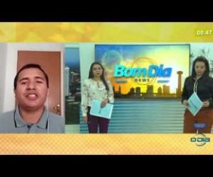 TV O Dia - BOM DIA NEWS 03 04 2020 Seu resumo diário da política piauiense
