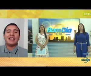 TV O Dia - BOM DIA NEWS 08 04 2020 Resumo diária da política piauiense