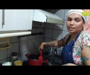 TV O Dia - BOM DIA NEWS 09 04 20 Receita de Tambaqui recheado