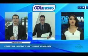 O DIA NEWS 03 04 20 Cobertura especial O Dia TV sobre a pandemia PARTE 03