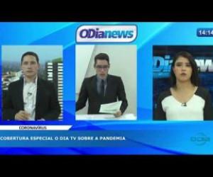 TV O Dia - O DIA NEWS 03 04 20 Cobertura especial O Dia TV sobre a pandemia PARTE 03