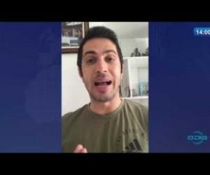 TV O Dia - O DIA NEWS 09 04 20 Concurseiros aproveitam decreto para focar em estudos