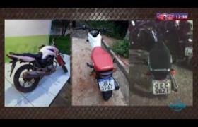ROTA DO DIA 02 04 20  Polícia recupera motos roubadas