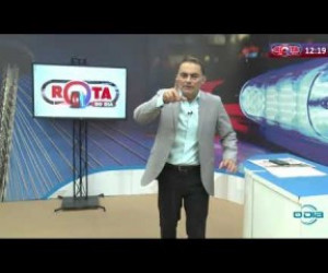 TV O Dia - ROTA DO DIA 02 04 20  Preso homem com simulacro na cintura no bairro São João