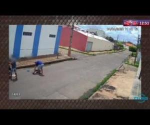 TV O Dia - ROTA DO DIA 06 04 20  Bandidos tomam moto de assalto em plena luz do dia em Teresina
