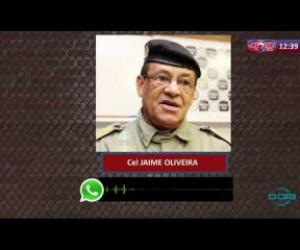 TV O Dia - ROTA DO DIA 06 04 20 Preso em flagrante homem roubando estação de passageiros em Teresina