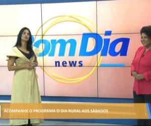 TV O Dia - Acompanhe o programa O Dia Rural aos sábados 05 08 2021