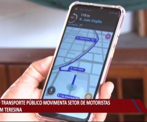 TV O Dia - Contínua crise de transporte leva populares a buscar carros de aplicativo 03 08 2021