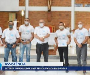 TV O Dia - Entenda como ajudar uma pessoa viciada em drogas 04 08 2021