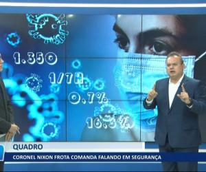 TV O Dia - Falando em segurança 04 08 2021