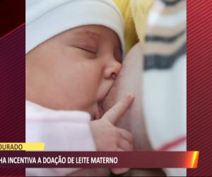 TV O Dia - Mês de agosto recebe a cor dourada para conscientizar sobre benefícios da amamentação 05 08 2021