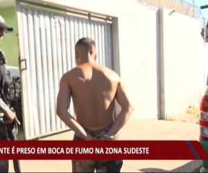 TV O Dia - Traficante é preso em boca de fumo na zona sudeste de Teresina 03 08 2021