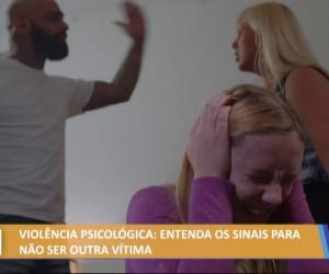TV O Dia - Violência psicológica: entenda os sinais para não ser outra vítima 05 08 2021