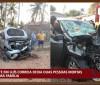 Acidente em Luís Correia deixa duas pessoas mortas da mesma família 14 09 2021