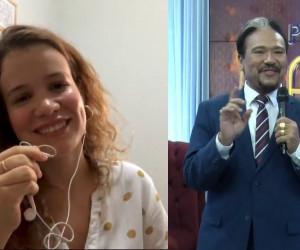TV O Dia - Entrevista com a cantora piauiense Amanda Santi 18 09 2021