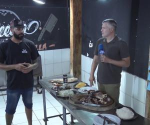 TV O Dia - Passo a passo do preparo de costela de bovino defumada com acompanhamentos 25 09 2021