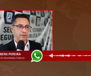 TV O Dia - Polícias cooperam para combate a criminalidade em Parnaíba 23 09 2021