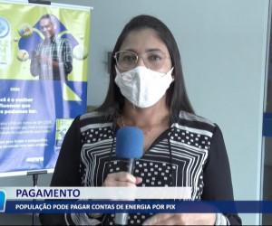 TV O Dia - População pode pagar contas de energia por PIX 28 09 2021