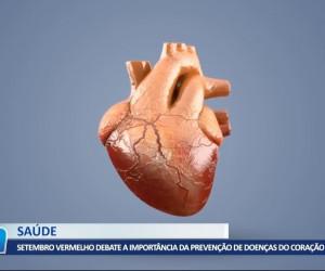 TV O Dia - Setembro Vermelho debate prevenção de doenças do coração 20 09 2021
